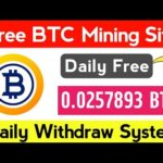 Earn $80 BTC | Free Bitcoin Mining Site Without Investment 2021 | New Bitcoin Earning Site