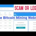 Freemining.Co Scam or Legit?  Free Bitcoin Mining Site 2020 | Pament Proof