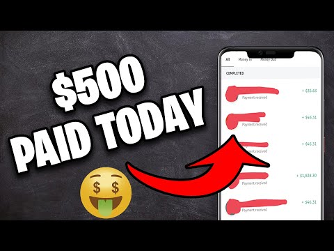 5 Google Apps That PAY YOU $500 Per Day (Make Money Online)