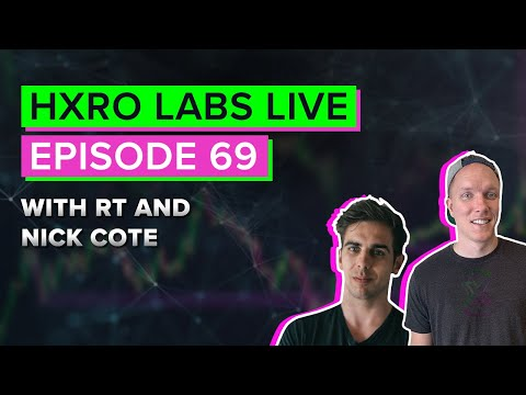 Hxro Labs LIVE - Ep. 69 - Cryptocurrency, Bitcoin, Ethereum, DeFi News & Analysis!!