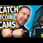 Watch Me Catch A Bitcoin Scammer Trying To Scam Me
