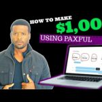 How To Make $1,000 A Day Profit With Paxful Bitcoin Trading