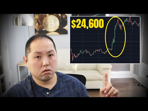 Bitcoin PUMP to New All-Time High $24,600 | Buy XRP?