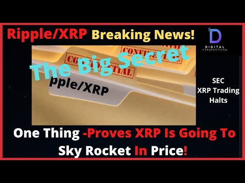 Ripple/XRP-SEC News,BItcoin New All Time High $25,000,OneThing-How You Know XRP Is Going To The Moon