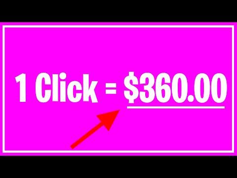 Earn $36,000 FOR CLICKS Beginner Friendly | Make Money Online