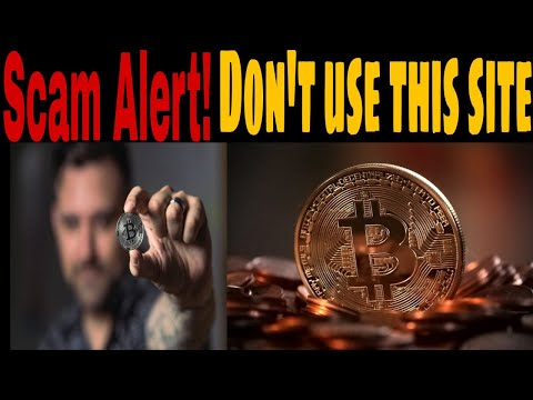 Bitcoin Mining Scam Alert with Proof