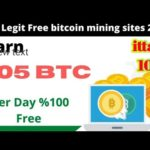 Free Bitcoin Mining Site 2020 | Free Cloud Mining Site | Darkmine.Cloud Scam or Legit?
