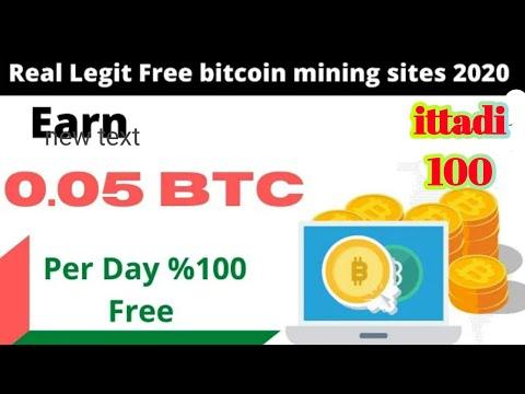 Free Bitcoin Mining Site 2020   Free Cloud Mining Site   Darkmine.Cloud Scam or Legit?