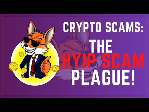 Easy Crypto Income | Ep. 9 | Crypto Scams - High Yield Investment Platforms (HYIP)