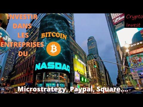 Bitcoin : Investir dans les entreprises du Bitcoin (mining) ou paiement
