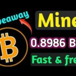 New Bitcoin Mining Website 2021 || New Btc Mining Site || New free Bitcoin Cloud Mining Website 2021