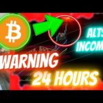 BIG BITCOIN **WARNING** - MASSIVE OUTFLOW TO ALTS COMING?? HERE'S HOW WE'LL KNOW...
