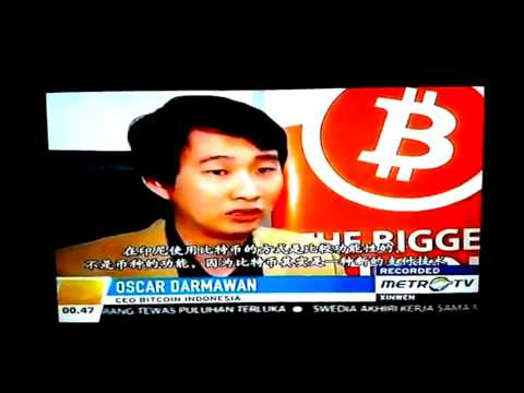 MetroTV Mengulas Seputar Bitcoin