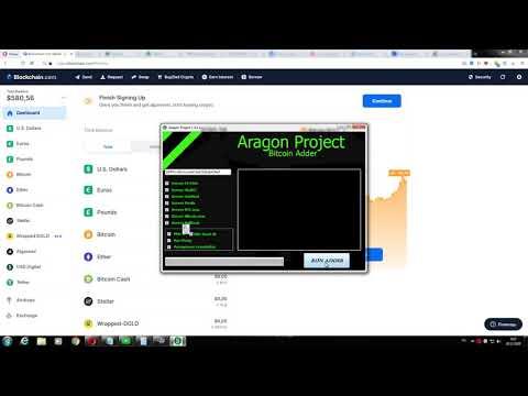 Hack Blockchain Bitcoin Generator for Windows December 28 2020