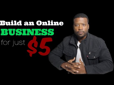 How To Make Money Online With $5 A Day
