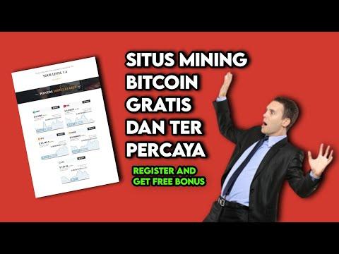 Situs Mining Bitcoin Terpercaya | No Scam