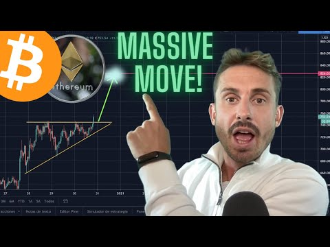 WARNING!!! MASSIVE MOVE FOR BITCOIN AND ETHEREUM!!!