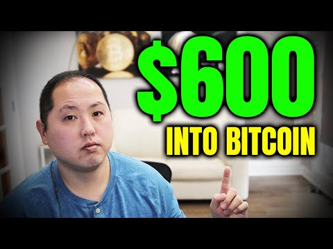 Put Your $600 Stimulus Check Into Bitcoin