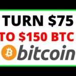 Free Bitcoin HACK Mining Site SCAM || How To Flip $75 To $150 Per Day || Double Your Bitcoin!