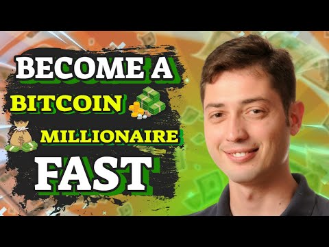 Bitcoin News - Best Strategies To Become A Bitcoin Millionaire FAST