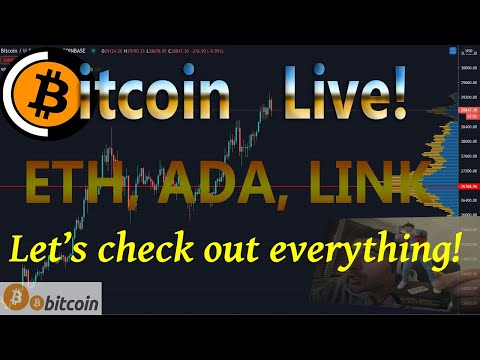 Bitcoin Live! - Is 30K Done? Altcoins, News, TA, Prices! Let's do it all!