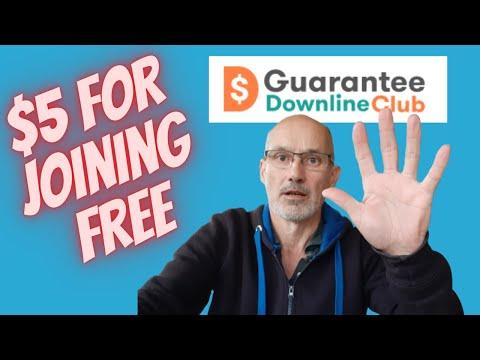 Make Money Online Fast - Guaranteed Downline Club