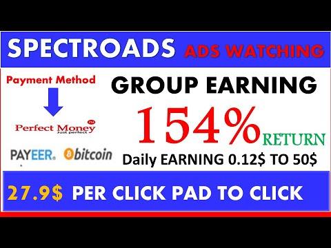 How To Make Money Online In Pakistan Spectroads Live Payment Proof  Earn Money online