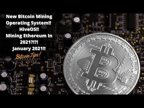 Bitcoin Mining Operating System/OS!! HiveOS Overview!! Mining Ethereum In 2021!! How To Use HiveOS!