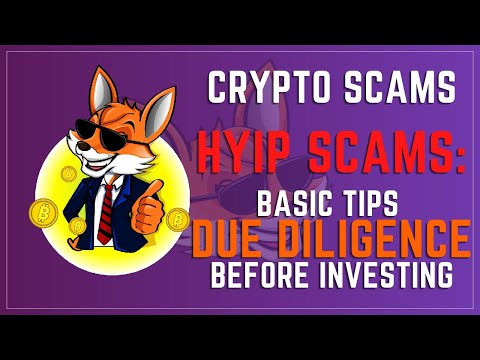 Easy Crypto Income | Ep. 16 | Crypto Scams: Basic Due Diligence Tips Before Investing