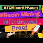 Earn Free Bitcoin With Payment Proof 0.115 BTC 💰 BTCMinerApp Review 2021