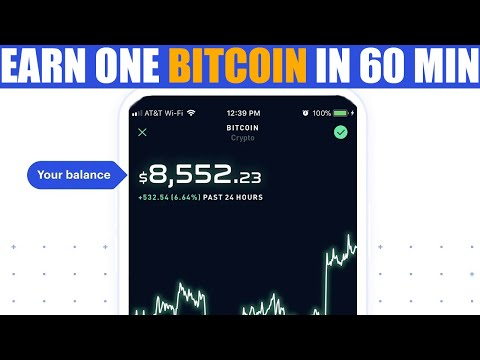 Make $100 Bitcoin Per Hour Bitcoin Mining For Free (2021)