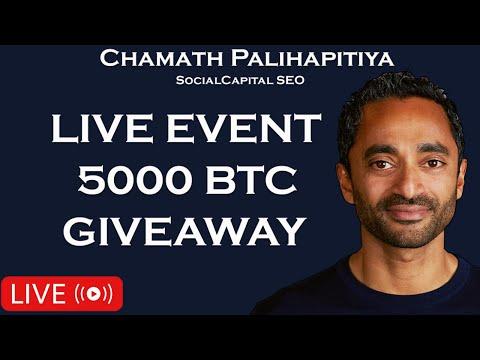 Chamath Palihapitiya about Bitcoin | Tesla | Futures | Stockcharts | Ethereum | Event 2021