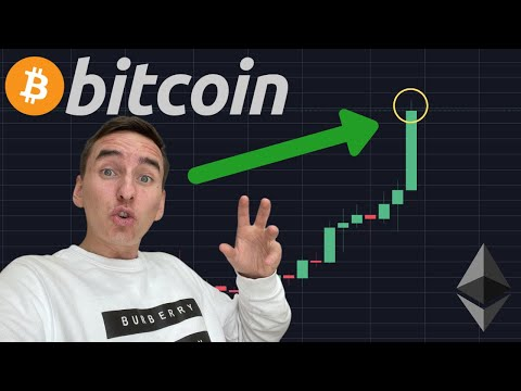 BITCOIN TO $50,000 IN NEXT FEW DAYS & ETHEREUM TO $5,000!!!!!!