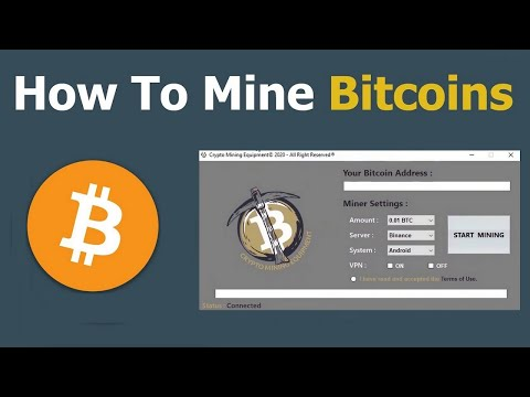 Best Bitcoin Mining Software To Download In 2021 (Link In Description)