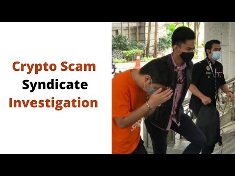 Crypto Scam Syndicate - $cubic $dsf $bliss $mcp