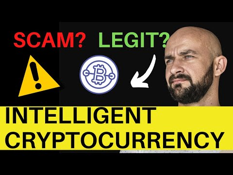 Intelligent Cryptocurrency | Scam or Legit? Review | Bitcoin, Crypto, Gold Investment Trading Bot