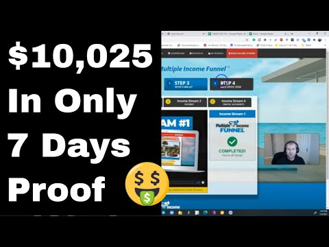Best Way To Earn Earn Money Online From Home [ $10,025 In 7 Days Proof]