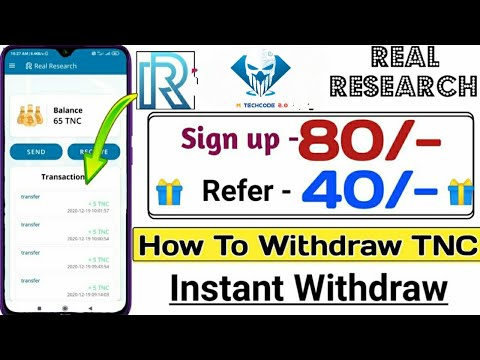 Real Research App | Real Research Withdraw Proof | New Online Jobs | without investment Jobs Tamil