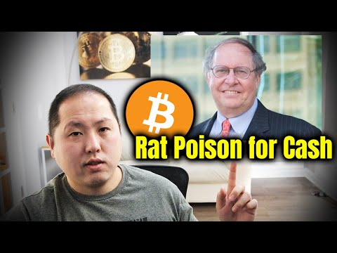 Bitcoin is Rat Poison for Cash | New ATH $35,000