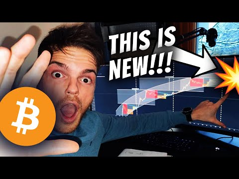 THIS NEW TA REVEALS A ......... BITCOIN PRICE!!!!!!!!!!!