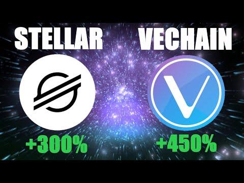 HUGE NEWS for Stellar XLM + VeChain VET | BIG Crypto News