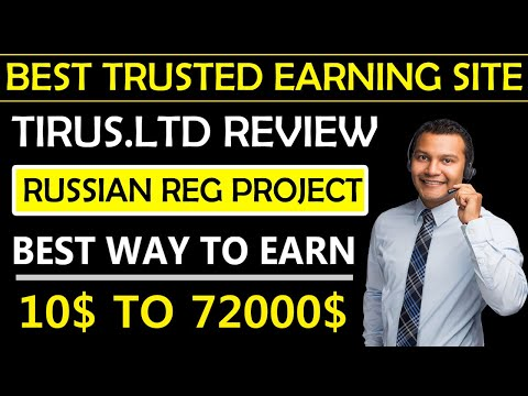New LongTerm Earning Project Tirus.Ltd Complete Review | Make Money Online As Student in 2021