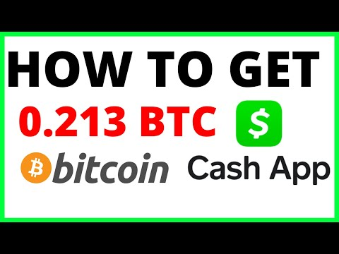 How To Get Free Bitcoin On Cash App || PLUS A  BITCOIN GIVEAWAY || Cash App Bitcoin Method