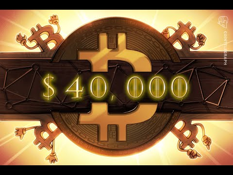 Bitcoin is Breaking $40,000 RIGHT NOW BTC, Ethereum, & Cryptocurrency News Gemini Exchange