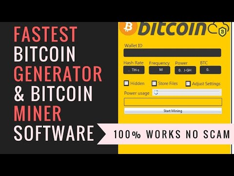 bitcoin mining software free download 2021