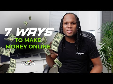 7 WAYS TO MAKE MONEY ONLINE + STORY TIME!✅