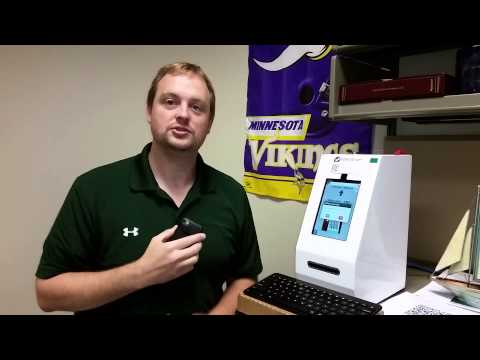 Skyhook Bitcoin ATM Demonstration