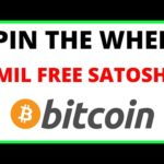 NEW APP PAYS YOU BITCOIN FOR SPINNING A WHEEL🥳 Free Bitcoin HACK Mining Site || Stitch xoxo