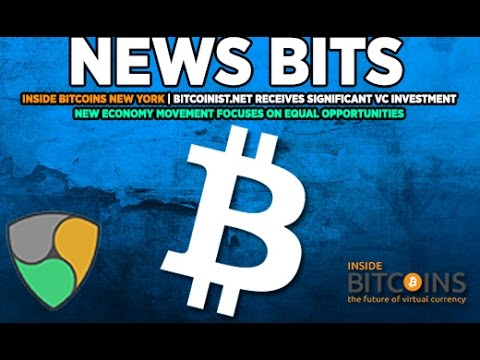 News Bits on: Bitcoin in New York