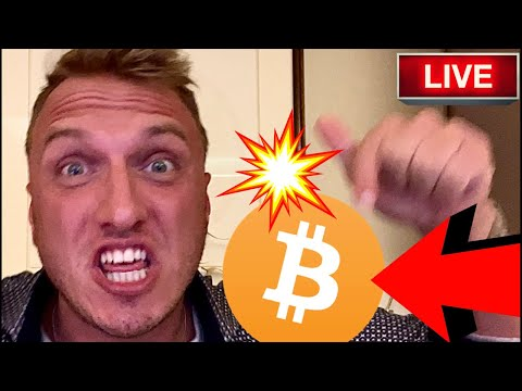 HERE IS EXACTLY WHERE THIS CRAZY BITCOIN RUN WILL END!!!!!!!!!! [incredible..]